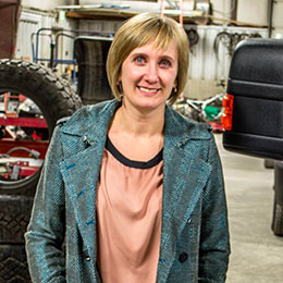 Kate Smith-Walton - Owner JB Tire